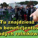 """""""Premie dla młodych rolników"""" – nabór 2015"""