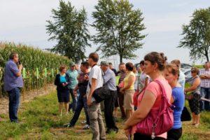 XV Powiatowy Dzień Kukurydzy w Rypinie