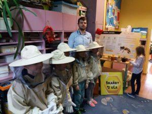 Promocja pszczelarstwa i produktów pszczelich