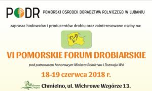 VI Pomorskie Forum Drobiarskie