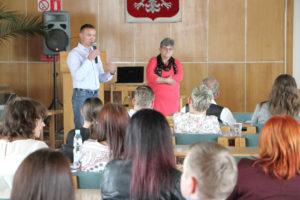 Zarządzanie gospodarką odpadami – tematem spotkania w Przysieku