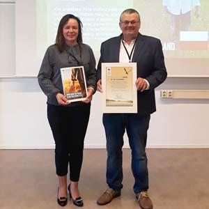 Tytuł Rolnik Roku regionu Morza Bałtyckiego dla Polaka