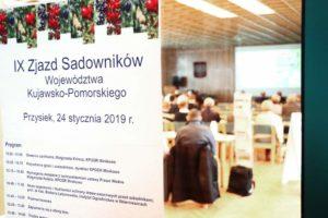 IX Zjazd Sadowników Województwa Kujawsko-Pomorskiego
