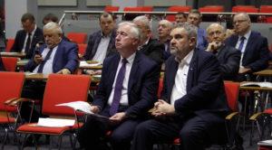 Spotkanie Zespołu analizującego szanse i zagrożenia obszarów wiejskich