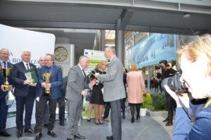 Uroczysta gala podczas Narodowej Wystawy Rolniczej w Poznaniu