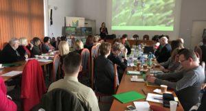 """Konferencja pn. """"Bioróżnorodność – problemy i zagrożenia"""""""
