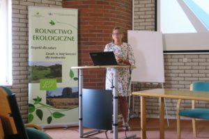 """""""Innowacyjne rozwiązania w rolnictwie ekologicznym""""- podsumowanie konferencji"""