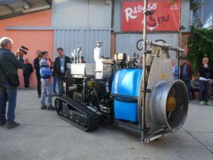 Śladami innowacji w rolnictwie północnych Włoch