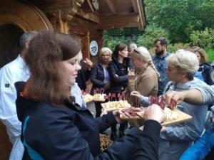 """Wyjazd studyjny  """"Dobre przykłady współpracy wytwórców lokalnej żywności na przykładzie doświadczeń zagranicznych i polskich"""""""
