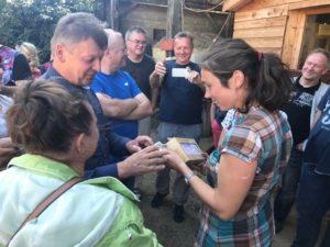 Wyjazd rolników ekologicznych do Francji