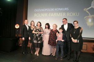 Gala XXVI edycji Ogólnopolskiego Konkursu ROLNIK-FARMER ROKU