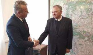Spotkanie u Wojewody Kujawsko-Pomorskiego