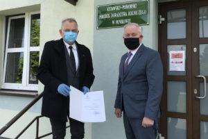 Nowy dyrektor KPODR – dr Ryszard Zarudzki