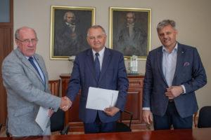 Krajowe Dni Pola 2021 – podpisanie umowy pomiędzy KPODR i UTP