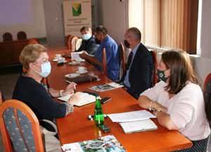 Spotkanie w Minikowie – Lokalne Partnerstwo na rzecz wody