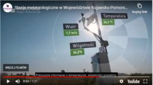 Nowoczesne stacje meteorologiczne – obejrzyj film