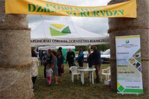 Powiatowy Dzień Kukurydzy w Okalewie