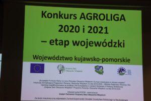 Rozstrzygniecie konkursu AGROLIGA 2020 i 2021 – etap wojewódzki – kujawsko-pomorskie