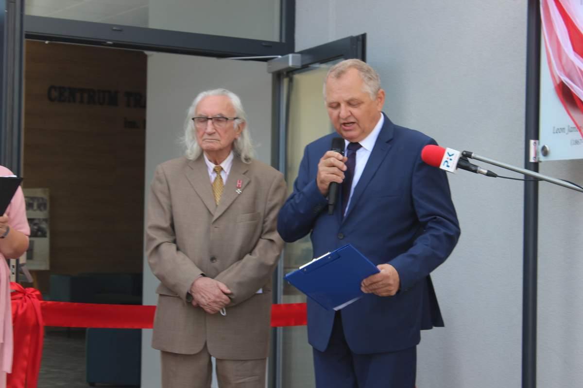 20 września w Kujawsko-Pomorskim Ośrodku Doradztwa Rolniczego w Minikowie, odbyła się uroczystość otwarcia Centrum Transferu Wiedzy i Innowacji i nadania oraz nadania obiektowi imienia Leona Janty-Połczyńskiego.