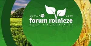 FORUM ROLNICZE 2020