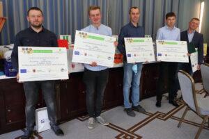Finał XXX Wojewódzkiej Olimpiady Wiedzy Rolniczej w Turznie