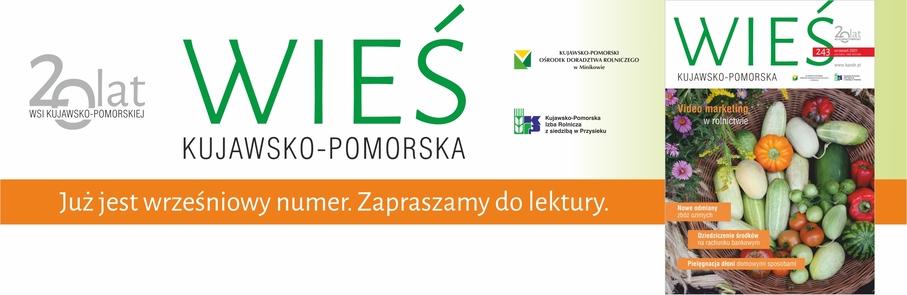 WIEŚ Kujawsko-Pomorska, Miesięcznik branżowy wydawany przez KPODR